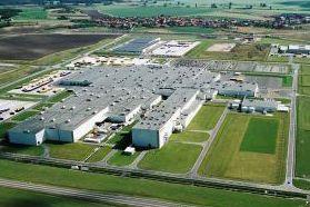 TPCA - továrna