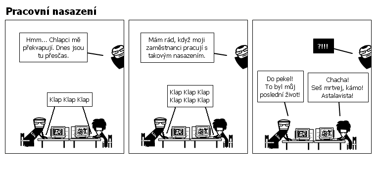 Pracovní nasazení