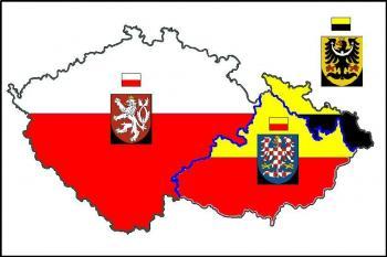 Slezsko, Morava a Čechy