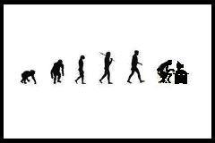 evoluce - homo informatikus