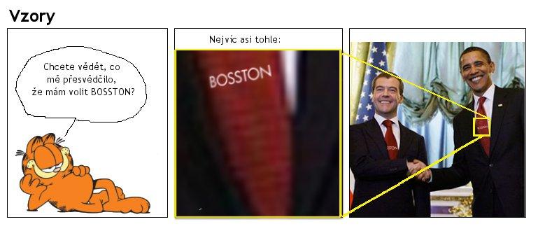 Volební komiks upraven
